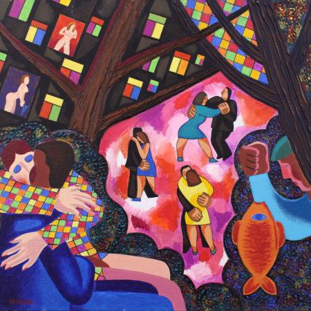 Oleg Kroshkin, Pop Art