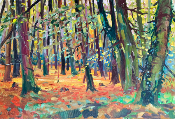 Rein Tammik, Forest, 1991