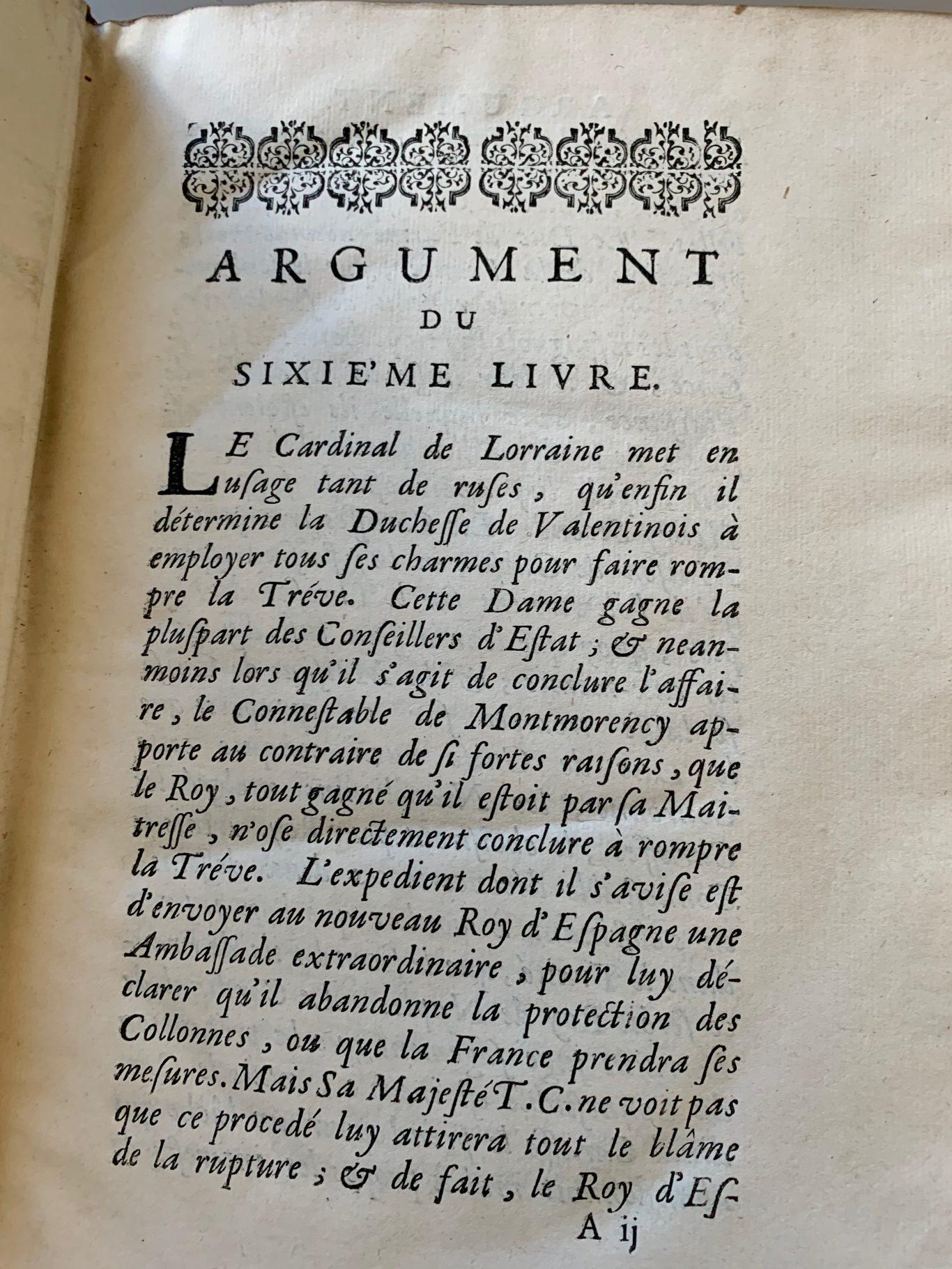 1692 - HISTORY DE HENRY SECOND
