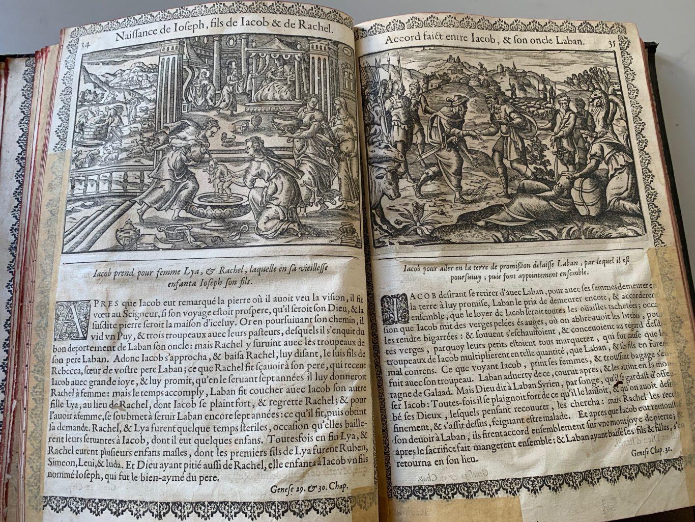1643 - TESTAMENT- BIBLE