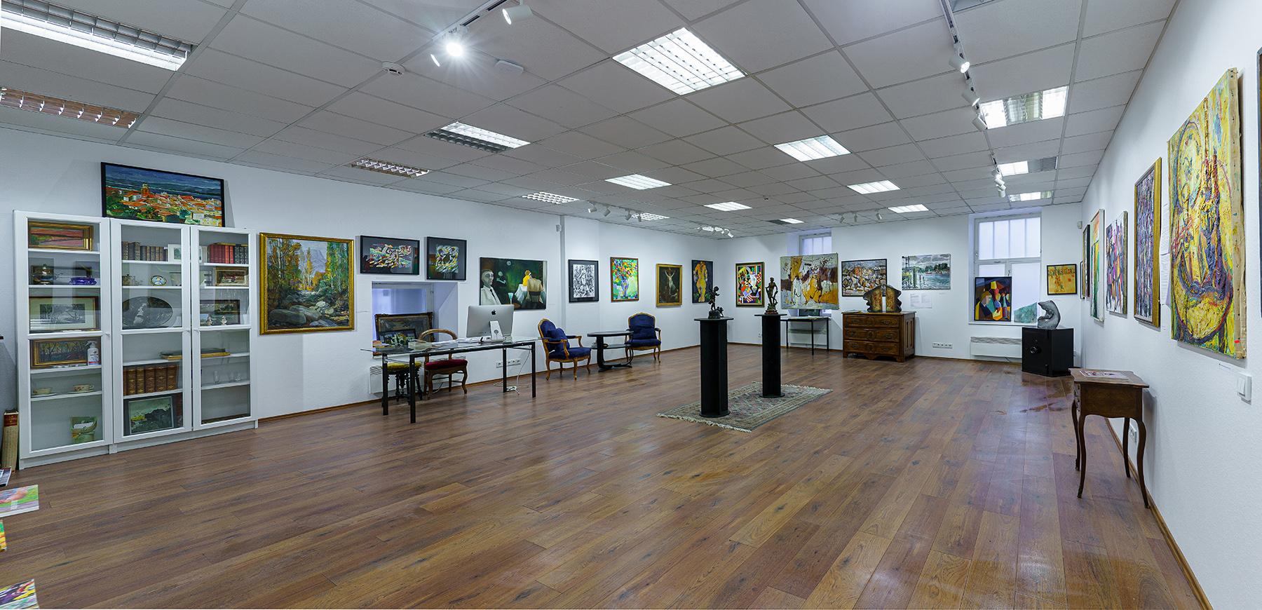 Art Gallery Tallinn ArtSTAC