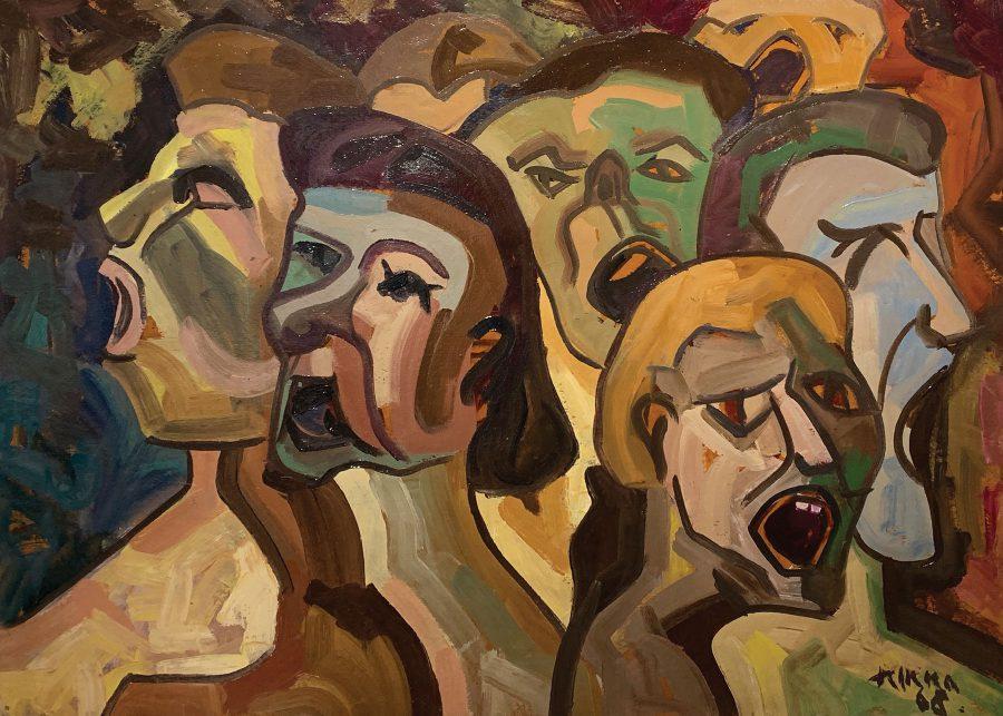 """Juri Kikka """"Kalevi poeg"""", 1968"""
