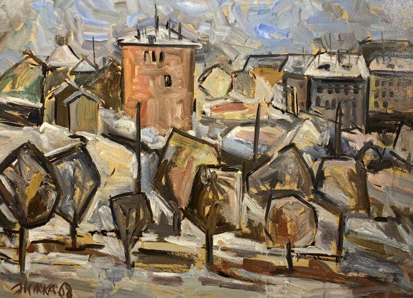 Juri Kikka Vana Tartu 1968