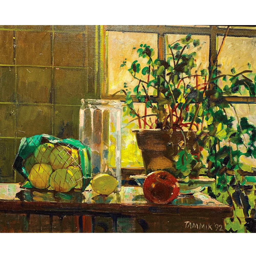 "Rein Tammik ""Fruits"" 1992"