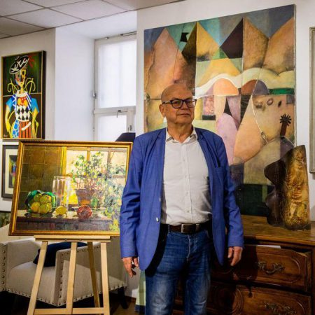 ARTSTAC Dominique Boulanger