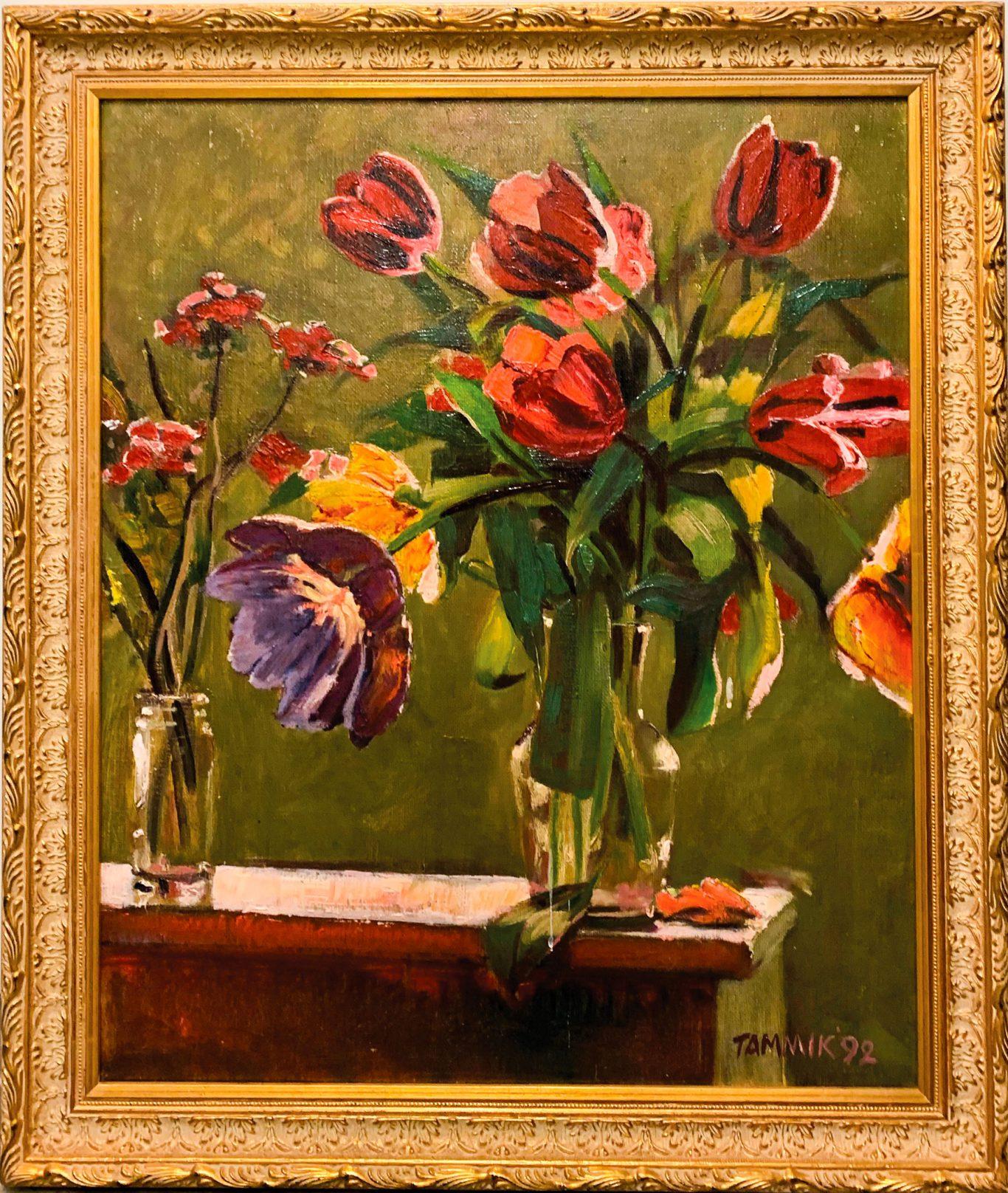 Rein Tammik Tulips 1992